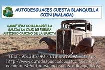 www.autodesguacescuestablanquilla.es