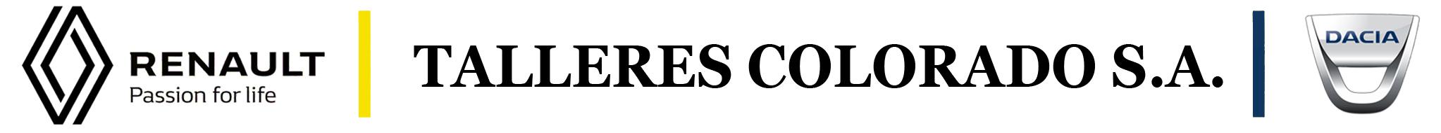 logotipo de TALLERES COLORADO SA